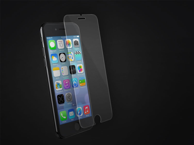 iphone προστασια οθονης